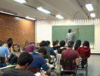 sala de aula, faculdade