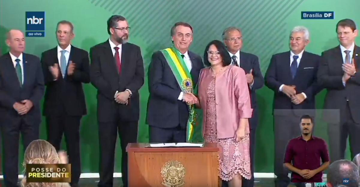 Conheça os ministros do governo de Jair Bolsonaro | O Município ...