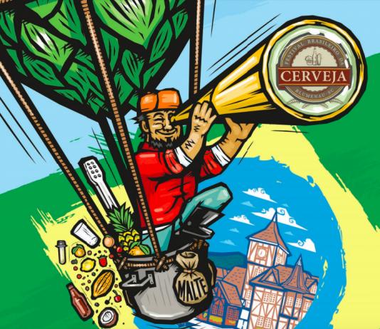 Leve no celular o mapa digital do Festival Brasileiro da Cerveja
