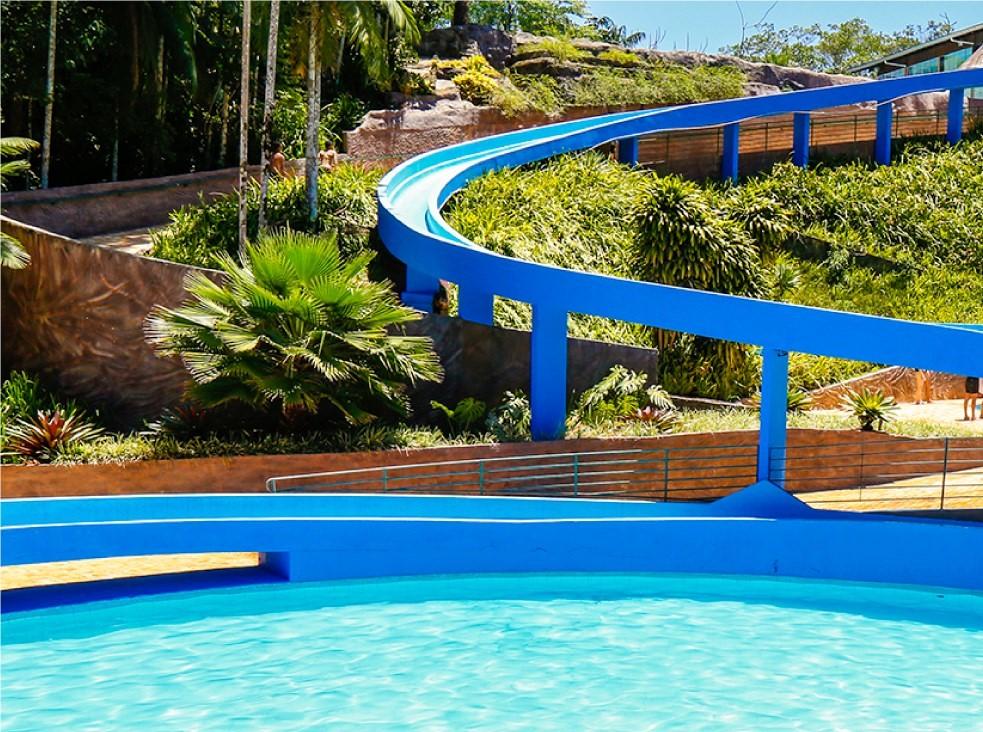Gaspar espera receber cerca de 300 mil turistas nos parques aquáticos - O Município Blumenau