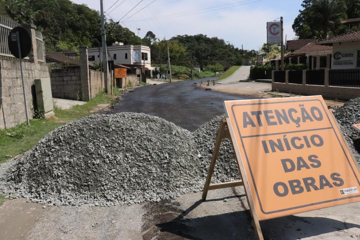 Prefeitura de Gaspar rescinde contrato com empreiteira que não cumpria prazos - O Município Blumenau