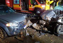 colisão frontal deixa quatro mortos