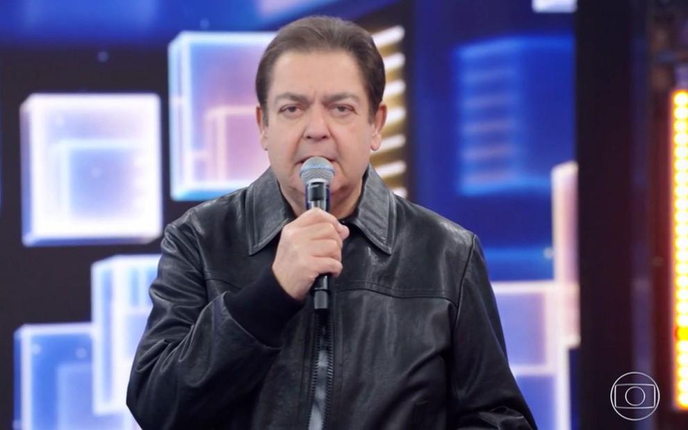 Fim de uma era: Globo antecipa saída de Faustão; Tiago Leifert apresenta  programa até chegada de Huck
