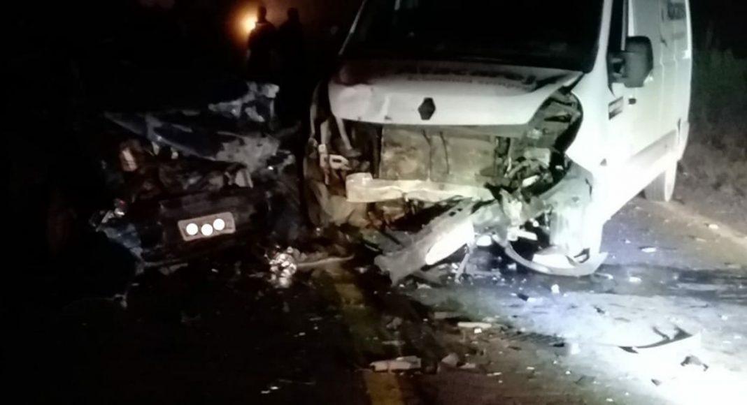 Bebê de apenas um mês morre em grave acidente na BR-280 em SC